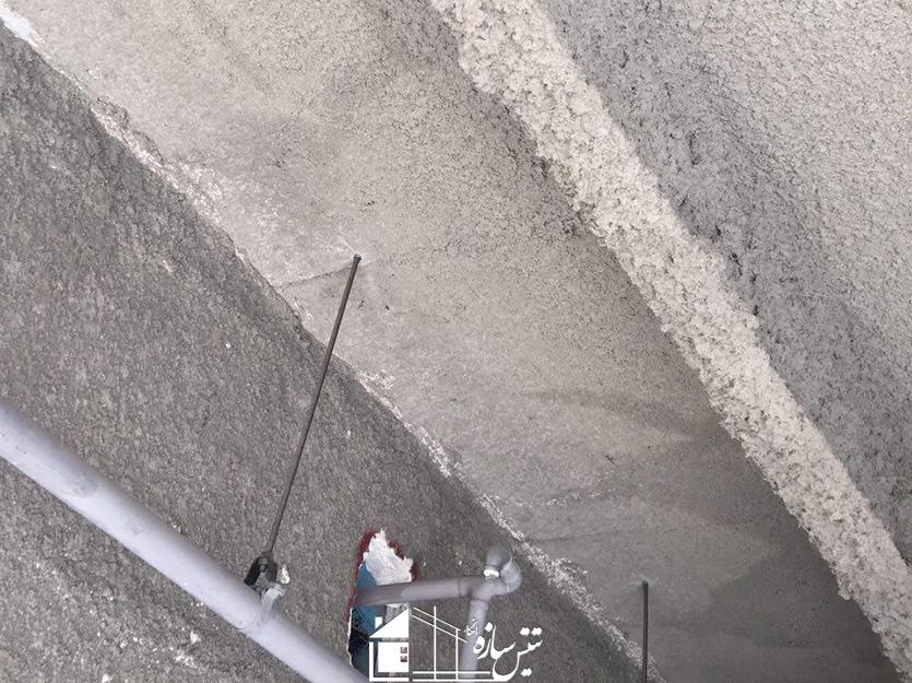 پروژه پوشش مقاوم حریق-سعادت آباد